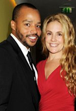 Donald Faison and Cacee Cobb | Photo Credits: Dave M. Benett/Getty Images