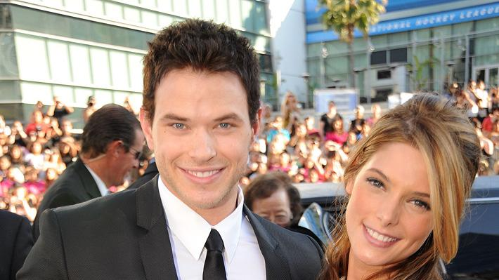 The Twilight Saga Eclipse LA Premiere 2010 Kellan Lutz Ashley Greene