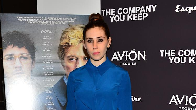 """The Company You Keep"" New York Premiere - Inside Arrivals"