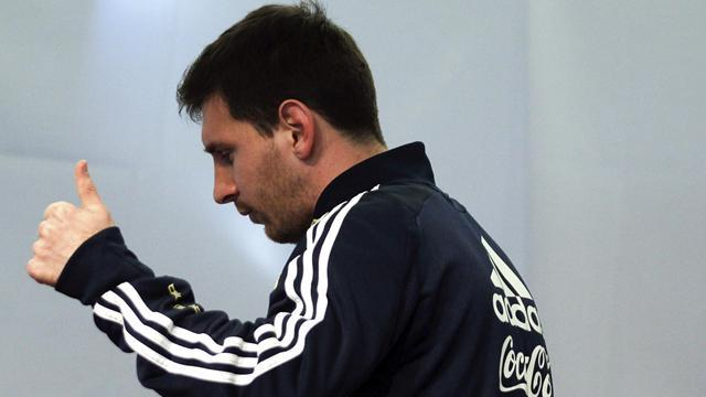 Liga - Adidas deny engineering Messi transfer