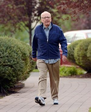 Newtown School Shootings: Rupert Murdoch Calls for Automatic Weapon Ban