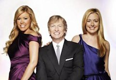 Mary Murphy, Nigel Lythgoe, Cat Deeley | Photo Credits: Mathieu Young/FOX