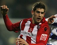Sheffield United said they had suspended reserve team player Connor Brown for posts he made on Twitter following striker Ched Evans, seen here in 2010, conviction for rape