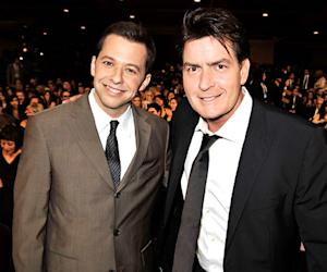 "Charlie Sheen on Jon Cryer: ""I Need to Repair That Relationship"""