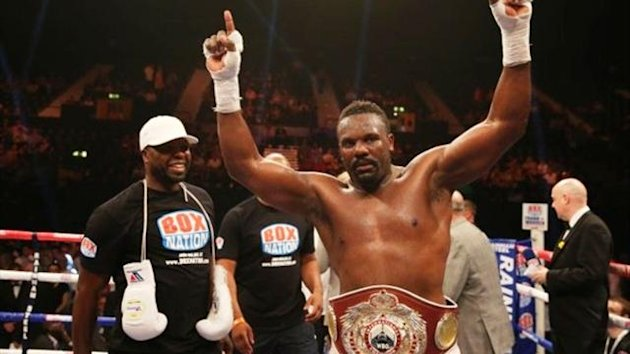 Dereck Chisora (photo: Getty)