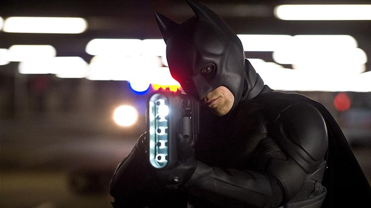 Dark Knight Rises Stills