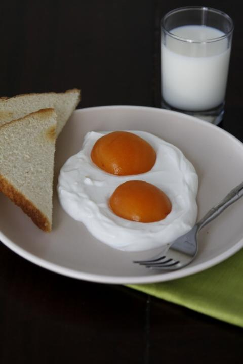 Faux Fried Eggs