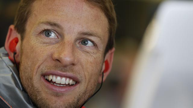Formula 1 - Button questions new Ferrari line-up