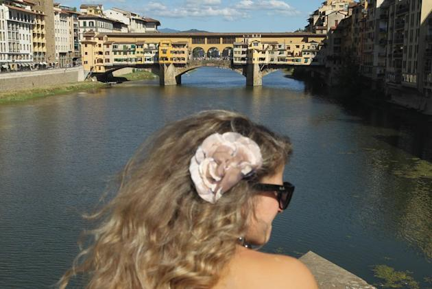 Travel Ponte Vecchio Bridge, Florence, Italy