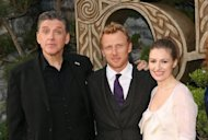 "(L-R) Actors Craig Ferguson, Kelly Macdonald and Kevin McKidd arrive at Film Independent's 2012 Los Angeles Film Festival Premiere of Disney Pixar's 'Brave' at Dolby Theatre on June 18 in Hollywood, California. ""Brave,"" a 3-D fairytale about a Scottish princess trying to rescue her mother from an evil witch, kept audiences spellbound as it soared to the top of the North American box office"