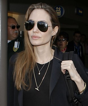 Brad Pitt Gave Angelina Jolie Gold Band Which 'Belonged To His Grandmother As Sign Of Impending Wedding'