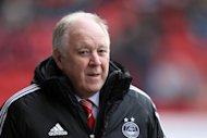 Craig Brown praised his side's battling qualities