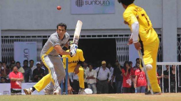 Not a Cricket fan reveals Salman Khan