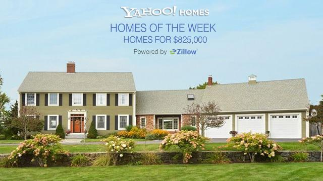 homes of week 825