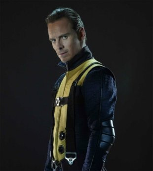 Michael Fassbender X-Men