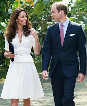 "Kate Middleton, Prince William Planning to ""Become Parents in 2013"""