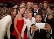 From Selfie ism to Teamwork image ellen oscar