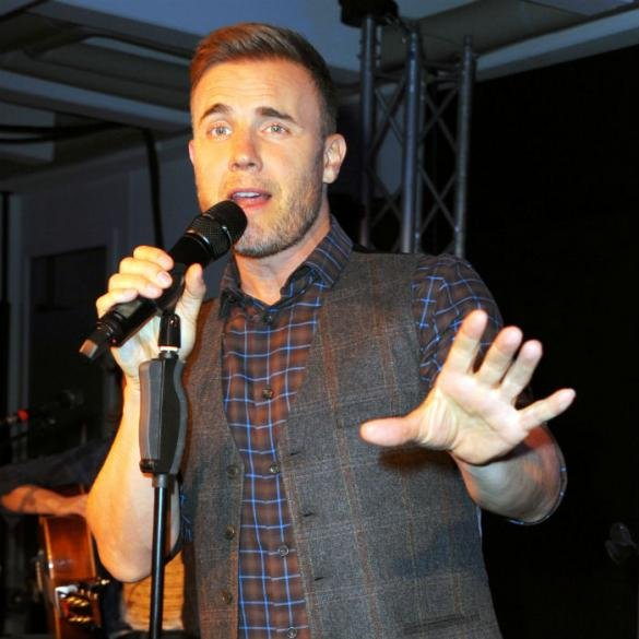 Gary Barlow To Sing At The Weddings Of THREE Of His Most Hardcore Fans
