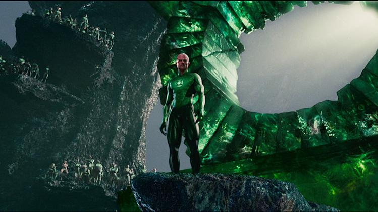 Green Lantern Warner Bros. Pictures 2011 Mark Strong