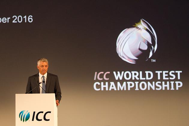 ICC World Test Championship - Media Event