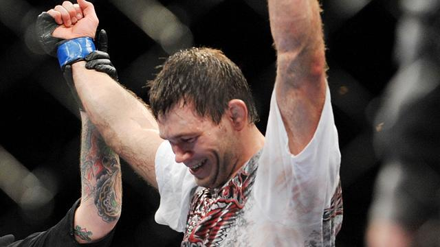 Mixed Martial Arts - Duo edging closer to retirement