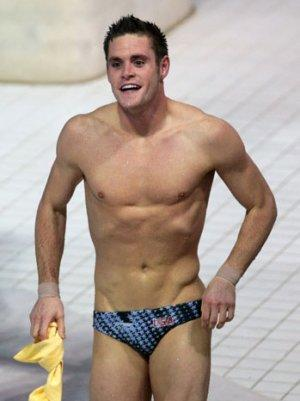Olympian David Boudia to Judge ABC's Celebrity Diving Series (Exclusive)