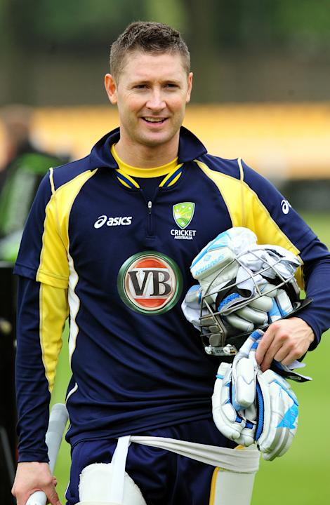 Cricket - Michael Clarke file Photo