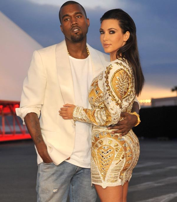 Kanye West Wants A HUGE TV Wedding To Kim Kardashian