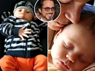 Robert Downey Jr. & Susan Downey's and son Exton Elias -- NBC