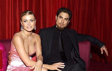 Carmen Electra, Dave Navarro Elton John AIDS Foundation's Annual Viewing Party 75th Academy Awards - 3/23/2003