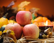 Holiday Super Foods such as apples and cinnamon can make your family meal healthier and lighter