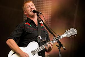 Josh Homme 'Really Thankful' for Near-Death Experience