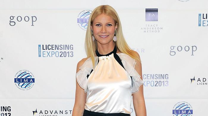 Gwyneth Paltrow And Tracy Anderson At Licensing Expo 2013
