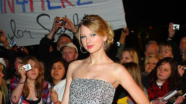 Swift Taylor The Brit Awards