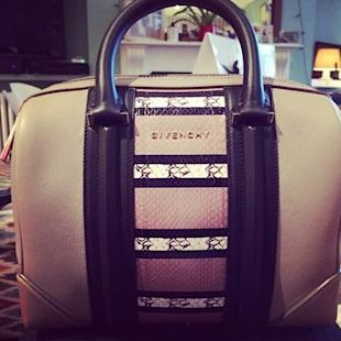 Lily Allen's designer handbag collection