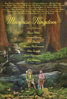Poster di Moonrise Kingdom