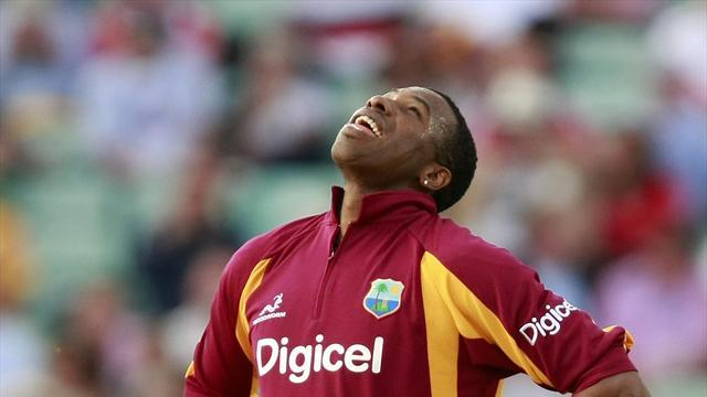 Cricket - Injured Pollard out of West Indies squad for World T20