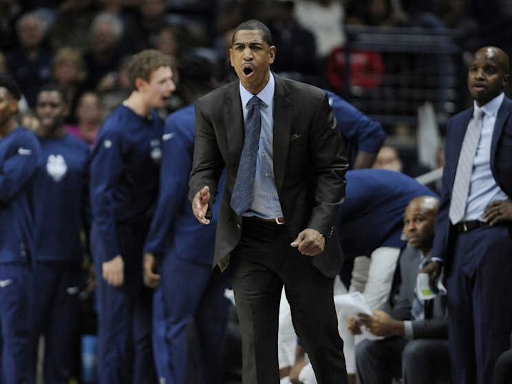 Kevin Ollie's team has lost its first two games (AP)