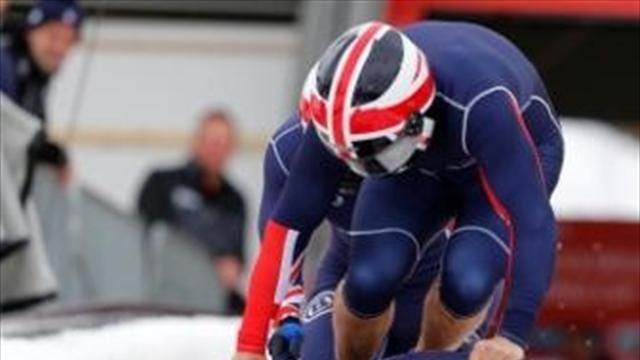 Bobsleigh - Jackson finds inspiration in his struggle with adversity