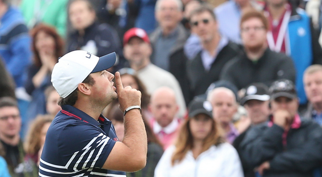 Americans dominating British Open