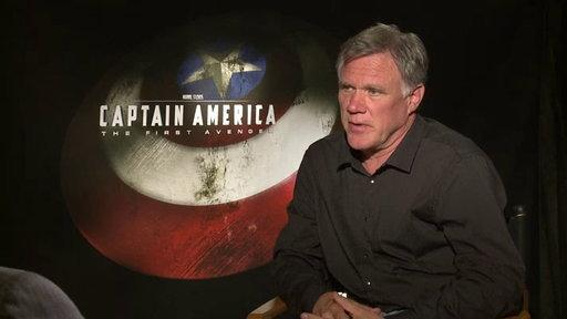 Captain America: The First Avenger - Director Joe Johnston