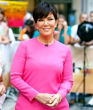 Kris Jenner Defends Granddaughter North West's Name on The View