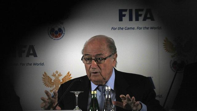 World Football - FIFA to set up anti-racism task force