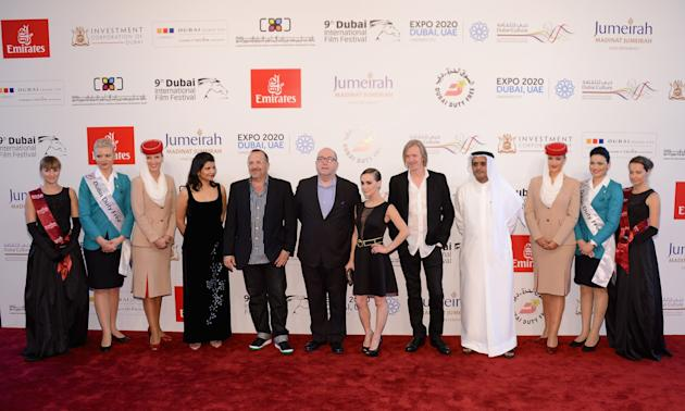 2012 Dubai International Film Festival - Day 3