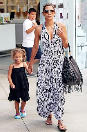 Halle Berry Loses Custody Dispute, Cannot Move Daughter Nahla to France: Report