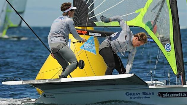 Sailing - British sailor Sign targets improvements and a repeat at Hyeres World Cup