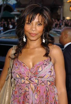 Premiere: Sanaa Lathan at the LA premiere of 20th Century Fox's Star Wars: Episode III - Revenge of the Sith - 5/12/2005