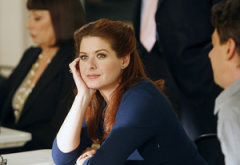 Debra Messing | Photo Credits: Craig Blankenhorn/NBC