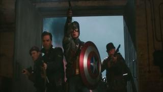 Captain America: The First Avenger (Trailer 1)