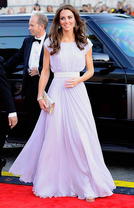 Catherine Middleton BAFT As